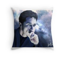 Malcolm Reed Throw Pillow