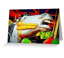 Sing A Horsey, Horsey Song Greeting Card