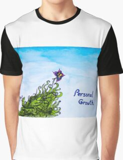 Personal Growth Graphic T-Shirt