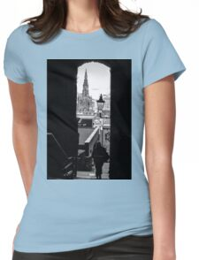 Alleyway 2 Womens Fitted T-Shirt