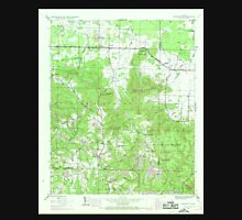 USGS TOPO Map Alabama AL Newburg 304679 1945 24000 Unisex T-Shirt