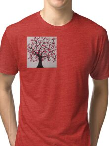 If buttons grew on tr... Tri-blend T-Shirt
