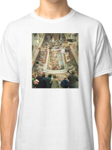 Grand Tour in the Virtual Age Classic T-Shirt