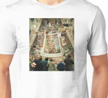 Grand Tour in the Virtual Age Unisex T-Shirt