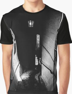 Alleyway 3 Graphic T-Shirt