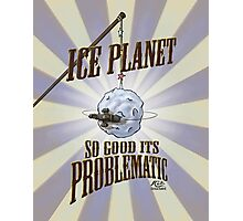 Firefly: Ice Planet Photographic Print