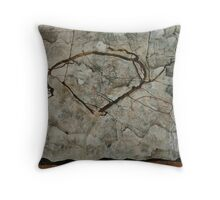Egon Schiele - Autumn Tree in Stirred Air Winter Tree 1912 Expressionism, Landscape Throw Pillow
