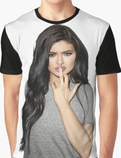 kylie jenner hot lips Graphic T-Shirt