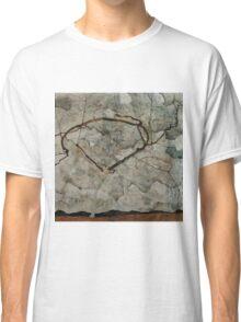 Egon Schiele - Autumn Tree in Stirred Air Winter Tree 1912 Expressionism, Landscape Classic T-Shirt