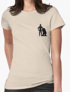 BEST FRIENDS  Womens Fitted T-Shirt