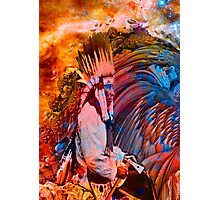 Astral Dreamtime Photographic Print