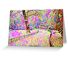 Color My World Happy Greeting Card