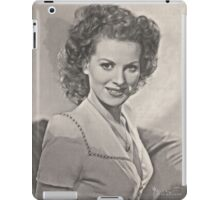 Maureen iPad Case/Skin