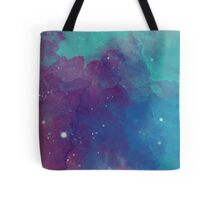 Night sky [watercolor] Tote Bag