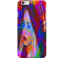 Lost in the Music iPhone Case/Skin