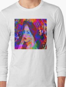 Lost in the Music Long Sleeve T-Shirt