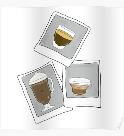 Photocoffees.  Poster