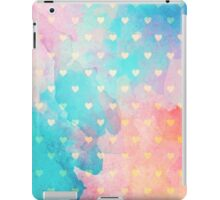 Sweet Love [watercolor] iPad Case/Skin