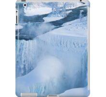 Niagara Falls In Winter iPad Case/Skin