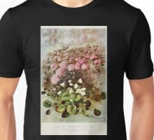 Southern wild flowers and trees together with shrubs vines Alice Lounsberry 1901 129 Shortia Unisex T-Shirt