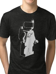 Lego Classic Space Mini-Figure Tri-blend T-Shirt