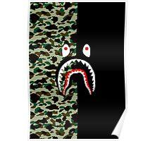 APE X SHARK Poster
