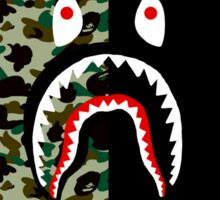 APE X SHARK Sticker