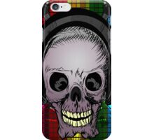 Skull, Guitars and Rock and Roll! iPhone Case/Skin