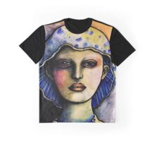 Lactarius Indigo Graphic T-Shirt