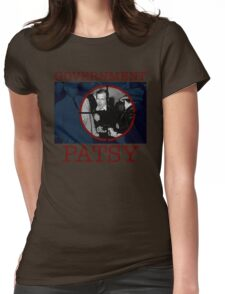 Government Patsy Womens Fitted T-Shirt