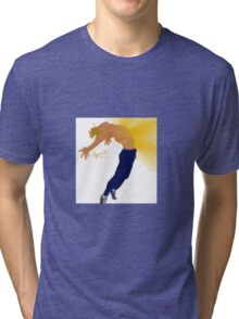 The Downfall of Apollo Tri-blend T-Shirt