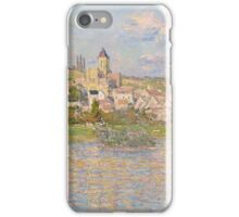 Claude Monet - Vétheuil (1879) iPhone Case/Skin