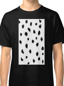 Seeing Spots in White Porcelain Classic T-Shirt