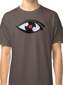 Eye Heart Vinyl (I Love Vinyls) Modern Conceptual Art Vinyl Records Music Classic T-Shirt