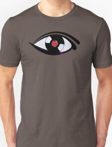Eye Heart Vinyl (I Love Vinyls) Modern Conceptual Art Vinyl Records Music T-Shirt