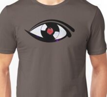 Eye Heart Vinyl (I Love Vinyl) Modern Conceptual Art Vinyl Records Music Unisex T-Shirt