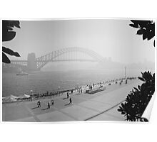 Smokey Saturday in Sydney #1 Poster