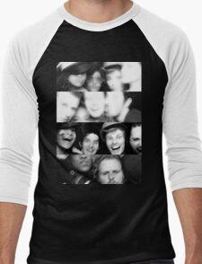 Merlin Cast ~ Photogenic  Men's Baseball ¾ T-Shirt