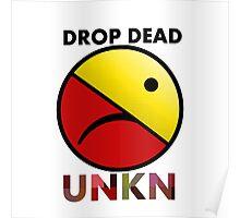 drop dead  Poster