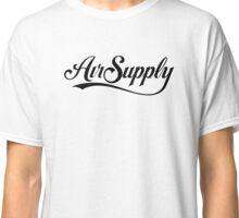 air supply back logo Classic T-Shirt