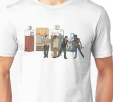 The Walkind Nazi Zombie Slayers 2.0 Unisex T-Shirt