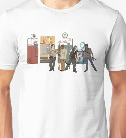 The Walkind Nazi Zombie Slayers 2.0 Unisex T-Shirt