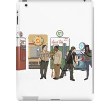 The Walkind Nazi Zombie Slayers 2.0 iPad Case/Skin