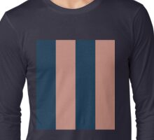 5th Avenue Stripe No. 1 Long Sleeve T-Shirt