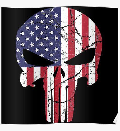 Us Punisher Poster