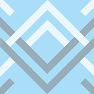 Sky Chevron by dismantledesign