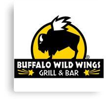Buffalo Wild Wings Canvas Print