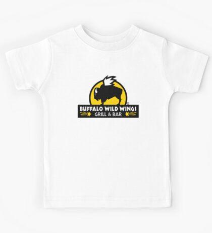 Buffalo Wild Wings Kids Tee