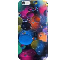 Bubbles of Color iPhone Case/Skin