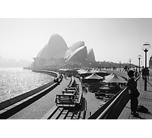 Smokey Saturday in Sydney #4 Photographic Print